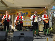 Post image for Die Stoakogler nehmen beim Seefest am Wörthersee Abschied