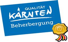Post image for Kärnten Qualitätssiegel für das Gästehaus Sonnblick