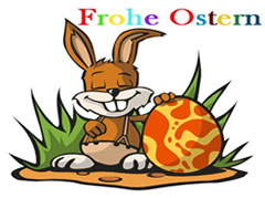 Post image for Frohe Ostern – Impressionen vom Sommerbeginn am See