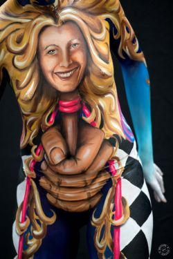 Post image for Bodypainting 2015 in Pörtschach am Wörthersee schlägt alle Rekorde